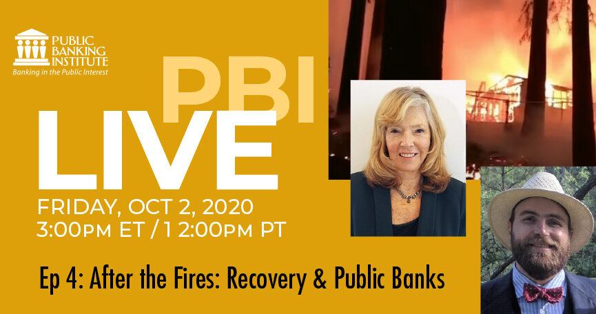 Public Banking Institute - PBI Live